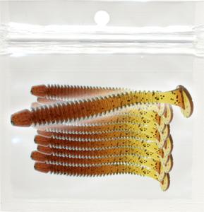 OURA-KOUNAO™ 1.75 inch Swim Baits Motor Oil/glitter